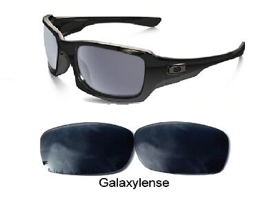 Galaxy Replacement Lenses For Oakley Fives Squared Sunglasses Black Polarized