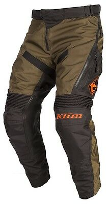 Klim 2016 Dakar In The Boot Offroad Pants Olive Men All Sizes