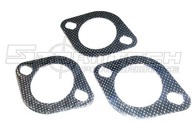mitsubishi fto 2.0i  front pipe catalytic converter exhaust gasket kit