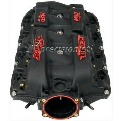 MSD 2702 AIRFORCE  INTAKE MANIFOLD SUITS GM LS1 LS2 LS6 103mm
