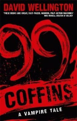 99 Coffins by David Wellington (Paperback, 2011)