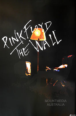 (LAMINATED) PINK FLOYD THE WALL TV POSTER (87x57cm)  NEW LICENSED ART