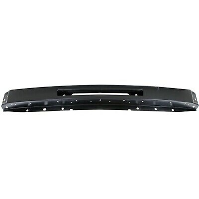 NEW Primered - Front Bumper Impact Center Face Bar for 2007-2013 Silverado Truck