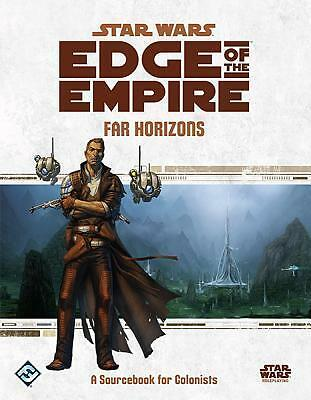 Star Wars Edge of the Empire RPG : Far Horizons Supplement by Unknown