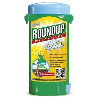 Roundup Weedkiller Gel 150ml Ready To Use - 1000 weeds