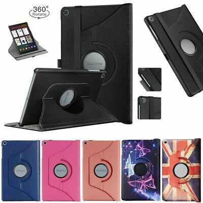 Leather Rotating Smart Case Cover for Samsung Galaxy Tab E 9.6 T560,T580,T830 A