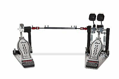 *NEW*  DW 9000 Series Double Bass Drum Pedal with FREE BAG FREE US 48 SHIPPING