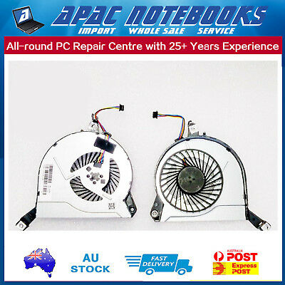CPU Cooling Fan For HP Pavilion 15-p010ax (G8D66PA) APAC-Notebooks