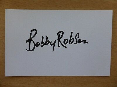 Hand Signed Football Index Cards *****R***** Page 2