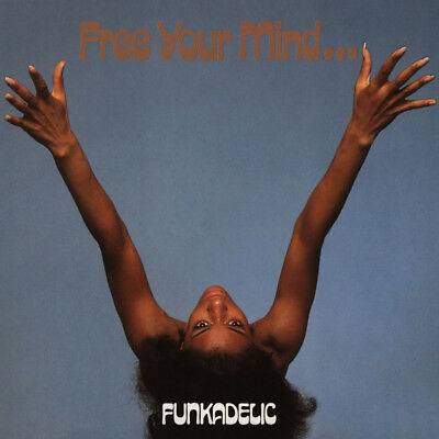 Funkadelic - Free your mind and your ass will f (Vinyl LP - 1970 - EU - Reissue)