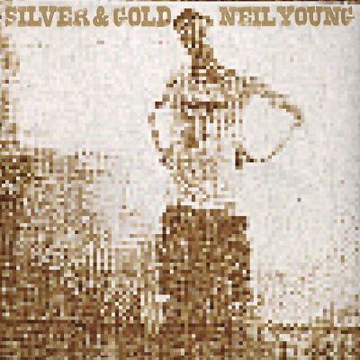 Neil Young - Silver & Gold (Vinyl LP - 2000 - EU - Original)