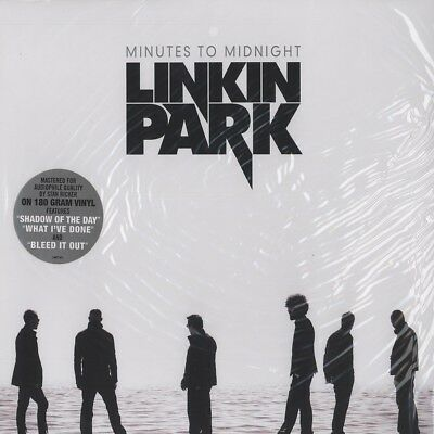 Linkin Park - Minutes To Midnight (Vinyl LP - 2007 - US - Reissue)