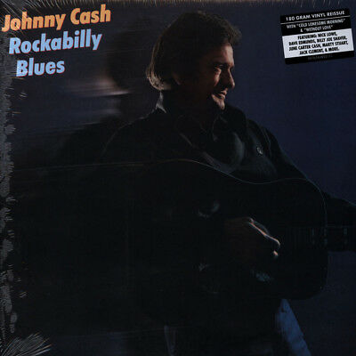 Johnny Cash - Rockabilly Blues (Vinyl LP - 1980 - US - Reissue)