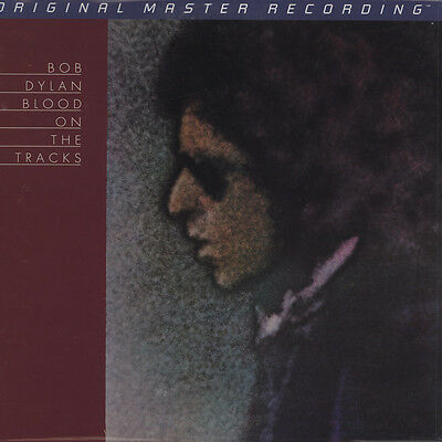 Bob Dylan - Blood on the Tracks (Vinyl LP - 1974 - US - Reissue)