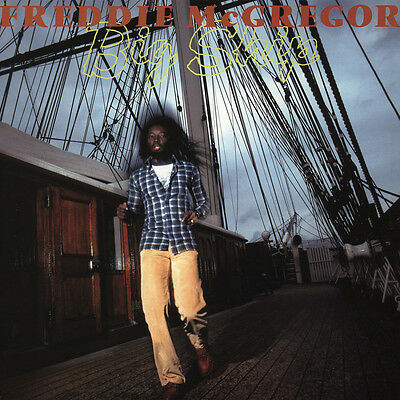 Freddie McGregor - Big Ship (Vinyl LP - 1982 - UK - Reissue)