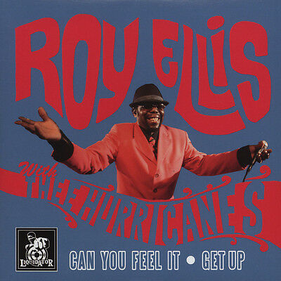 "Roy Ellis with Thee Hurricanes - Can You Feel (Vinyl 7"" - 2014 - EU - Original)"