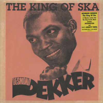 Desmond Dekker - King Of Ska (Vinyl LP - 2014 - EU - Original)