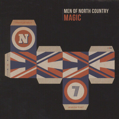 "Men Of North Country - Magic (Vinyl 7"" - 2014 - EU - Original)"