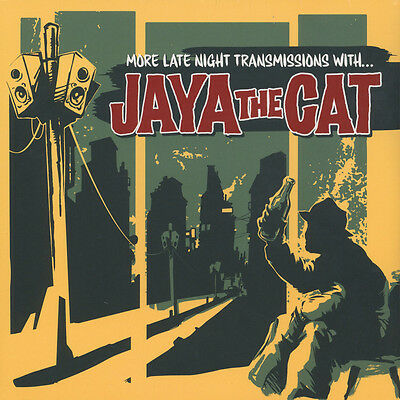 Jaya The Cat - More Late Night Transmissions Wi (Vinyl LP - 2007 - EU - Reissue)