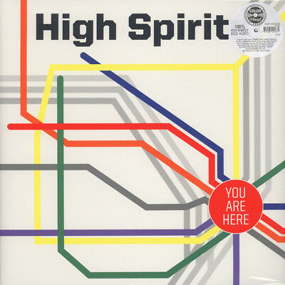 High Spirits - You Are Here (Vinyl LP - 2014 - US - Original)