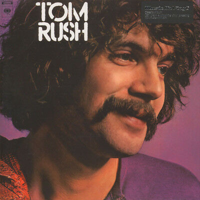 Tom Rush - Tom Rush (Vinyl LP - 1970 - EU - Reissue)