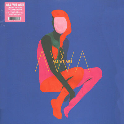 "All We Are - All We Are Limited Edition (Vinyl LP+7"" - 2014 - UK - Original)"