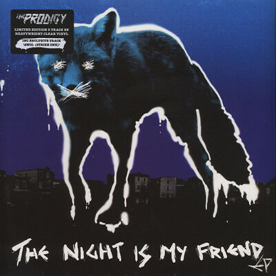 "Prodigy, The - The Night Is My Friend (Vinyl 12"" - 2015 - UK - Original)"