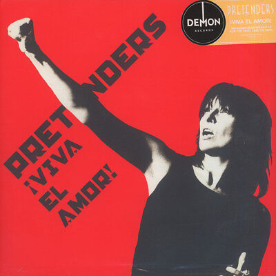Pretenders, The - Viva El Amor (Vinyl LP - 1999 - UK - Reissue)