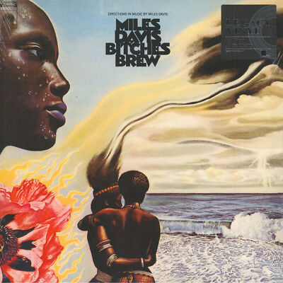 Miles Davis - Bitches Brew (Vinyl 2LP - 1970 - EU - Reissue)