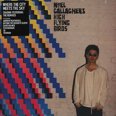 Noel Gallagher's High Flying Birds - Where The City Meets The Sky: ... UK 2LP+CD