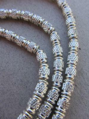 Silver Spacer Beads [63953]
