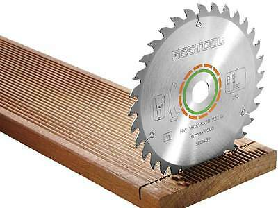Festool 500459 Fine Tooth Saw Blade 160mm x 1.8 x 20 x 32T for HKC55
