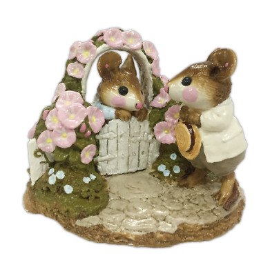 Wee Forest Folk FS-03 Mousie Comes a Calling