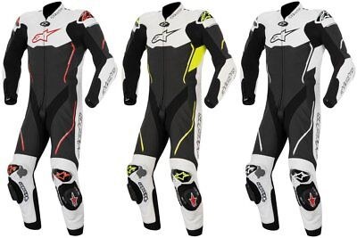 Alpinestars Mens Atem 1 Piece Leather Racing Suit