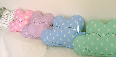Gorgeous handmade cloud pillow,baby gift,handmade,kids room, kids decor,baby