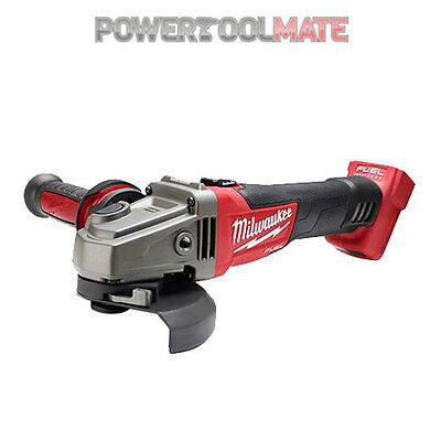 Milwaukee M18CAG125X-0 M18 Fuel 125mm Angle Grinder - Naked - Body Only