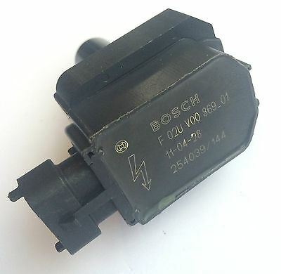Bosch Motorsport Single Fire Coil Pack P50-M 02UV00869-01 Racecar Ignition