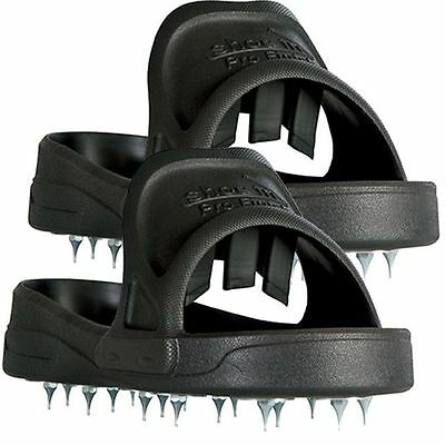 Shoe-In Spiked Shoes for Gunite, Resinous Epoxy Coatings X-Large 23387
