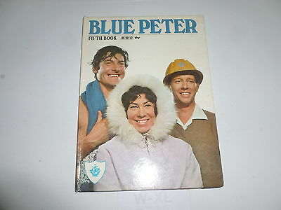 BLUE PETER Annual - Year 1968 - UK Annual - Fifth Book - ( Price tag Intact )
