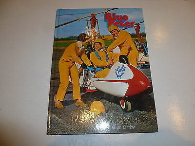 BLUE PETER Annual - Year 1970 - UK Annual - Seventh Book - ( Price tag Intact )