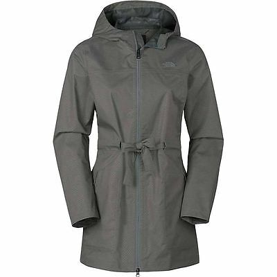 The North Face Teralinda Trench Sedona Sage Gray Women/'s New With Tags Color