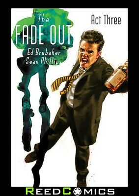 FADE OUT VOLUME 3 GRAPHIC NOVEL New Paperback Collects Issues #9-12 Ed Brubaker