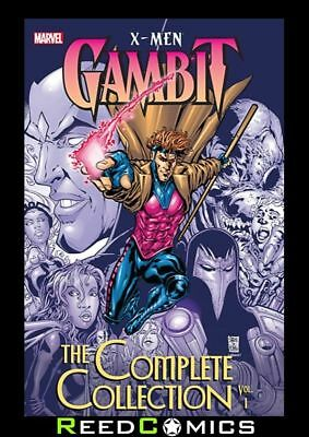X-MEN GAMBIT COMPLETE COLLECTION VOLUME 1 GRAPHIC NOVEL Collects (1999) #1-11