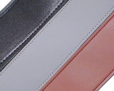 Guitar Strap 100% Leather Acoustic Electric Classical