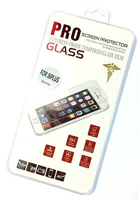 Proglass Real Tempered Glass Film Screen Protector iPhone 8 Plus, 7 Plus