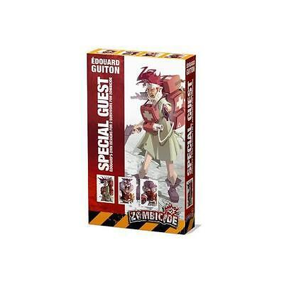 Special Guest Box #7: Edouard Guiton - 2 Survivors for Zombicide - New, English