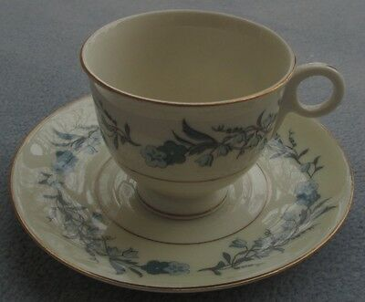 Theodore Haviland Clinton Demitasse Cup and Saucer Set