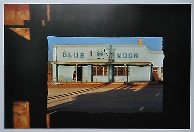 Alex Webb Limited Edition Magnum Photo Poster Print 70x50cm Blue Moon USA 1979