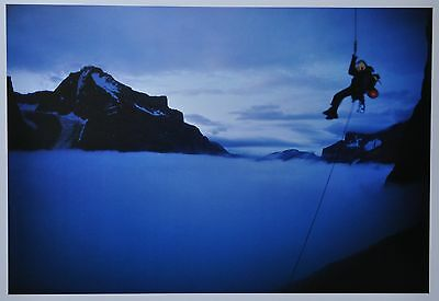 Michael Nichols Limited Edition Magnum Photo Poster 70x50 Mount Thor Canada 1983