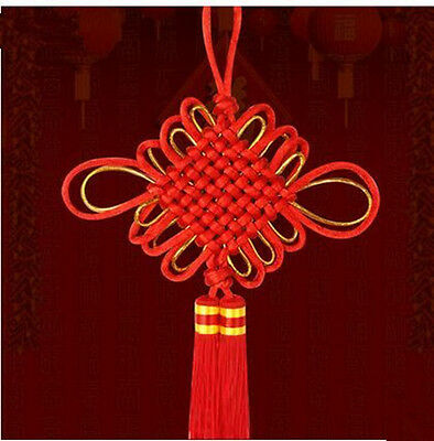 Small hang Chinese knot good lucky for you